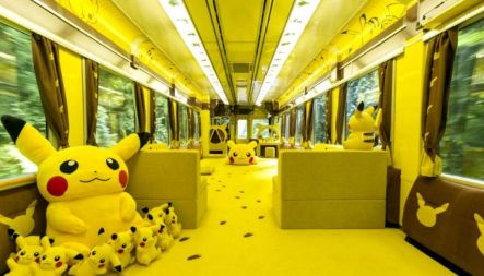 playroom-car-pikachu-themed